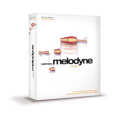 Celemony Melodyne Editor 2