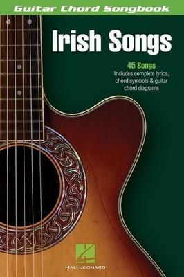 Guitar Chord Songbook: Irish Songs /  / Hal Leonard