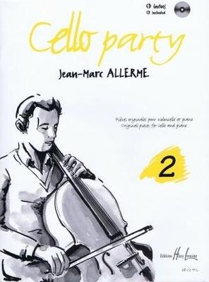 Cello party, vol. 2 / Allerme Jean Marc / Henry Lemoine