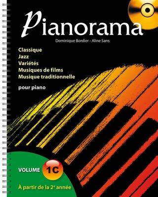 Pianorama Volume 1C /  / Hit Diffusion
