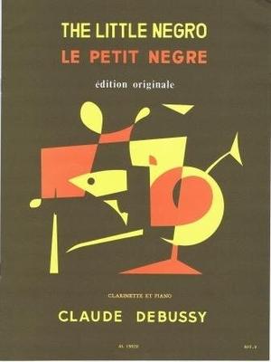 The little Negro (Le petit nègre) / Debussy Claude Achille / Leduc