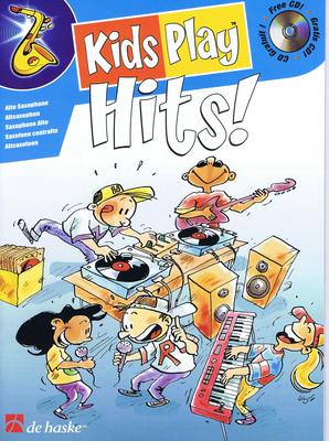 Kids play hits  /  / De Haske