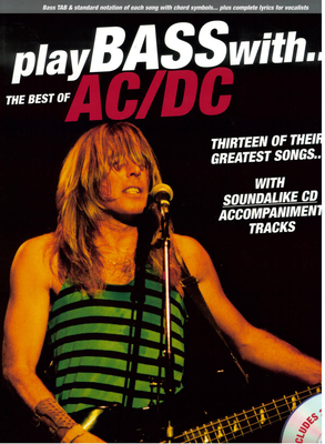 Play bass with… / Play Bass With… The Best Of AC/DC / AC/DC (Artist); Dick, Arthur (Arranger); Farncombe, Tom (Editor) / Wise Publications