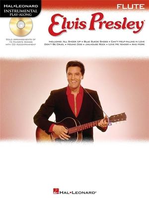 Instrumental Play-Along / Hal Leonard Instrumental Play-Along: Elvis Presley (Flute) / Presley, Elvis (Artist) / Hal Leonard