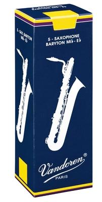 Vandoren Classic Sax baryton mib 3 Box 5 pc