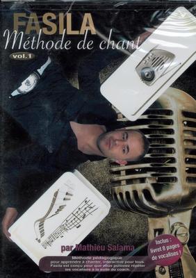 Fasila Méthode De Chant Vol. 1 / Mathieu Salama / Crescendo