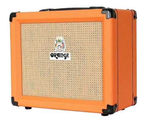 Orange Crush 20 combo 1×8» 2 canaux avec overdrive 3-band EQ 20 watt