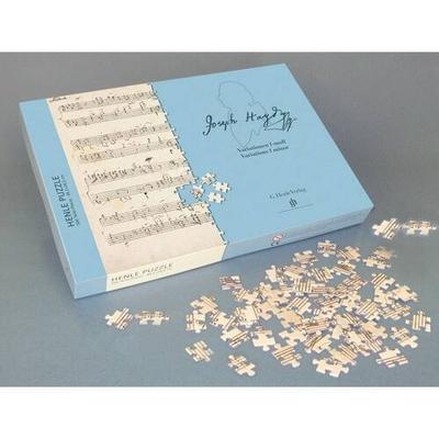 Henle Puzzle 500 pièces, Variations f minor Puzzle – Haydn, Variationen f-moll