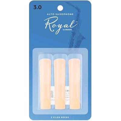Rico Royal Sax alto mib 3.0 Box 3 pc