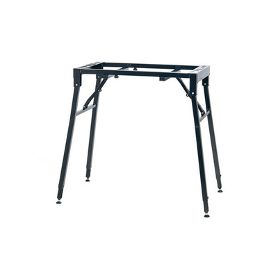 K & M 18950 Table-style keyboard stand – black