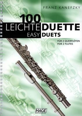 100 leichte Duette / Franz Kanefzky / Hage
