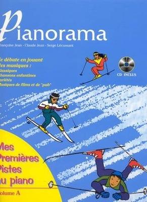 Pianorama Volume A Mes premières pistes au piano /  / Hit Diffusion
