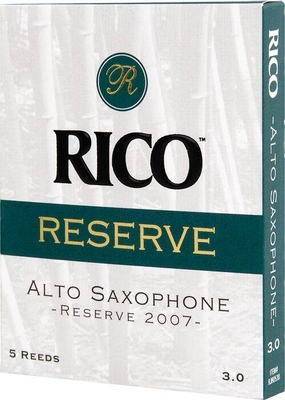 Rico Reserve Saxophone alto 3.5 box 5pc