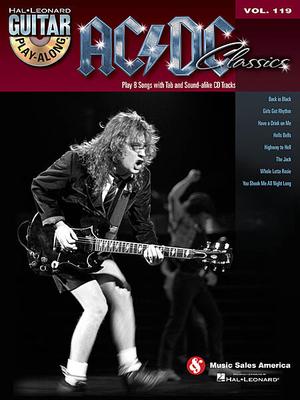 Guitar Play-Along / Guitar Play-Along Volume 119: AC/DC Classics / AC/DC (Artist) / Hal Leonard