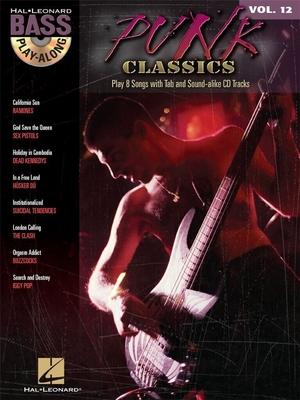 Bass Play-Along / Bass Play-Along Volume 12: Punk Classics /  / Hal Leonard