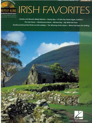 Piano Play-along / Piano Play-Along Volume 90: Irish Favorites /  / Hal Leonard