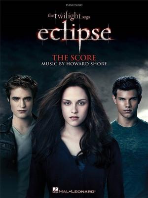 Howard Shore: The Twilight Saga, Eclipse Film Score (Piano Solo) / Shore, Howard (Composer) / Hal Leonard