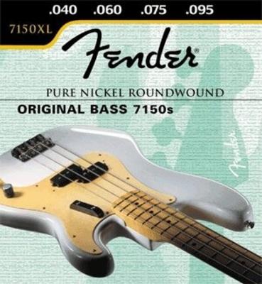 Fender 7150XL Original Pure Nickel Extra Light 040-095