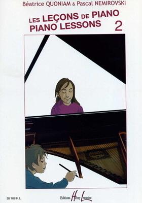Les Leçons de Piano vol. 2 / Quoniam/Nemirowski / Henry Lemoine