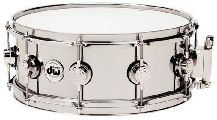 DW 14×6.5» Stainless Steel