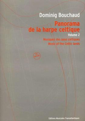 Panorama de la harpe celtique vol. 2 / Bouchaud Dominig / Transatlantiques