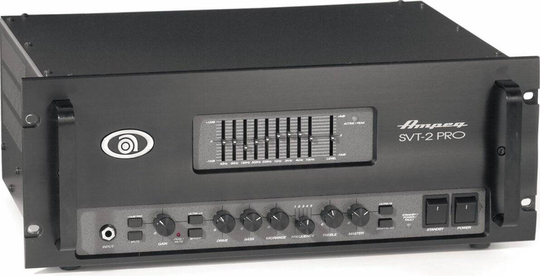 Ampeg SVT-2Pro 300W RMS All Tube Head