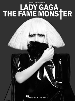 Piano/Vocal/Guitar Artist Songbook / Lady Gaga – The Fame Monster / Lady GaGa / Hal Leonard