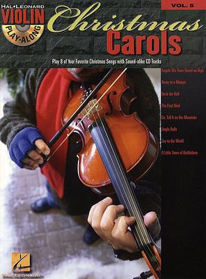 Violin Play-Along / Violin Play-Along Volume 5: Christmas Carols /  / Hal Leonard