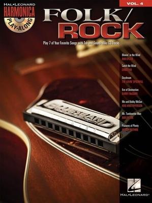 Harmonica Play-Along / Harmonica Play-Along: Folk/Rock /  / Hal Leonard
