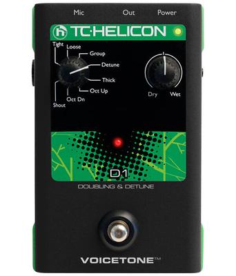 TC Helicon D1 Voicetone-EU