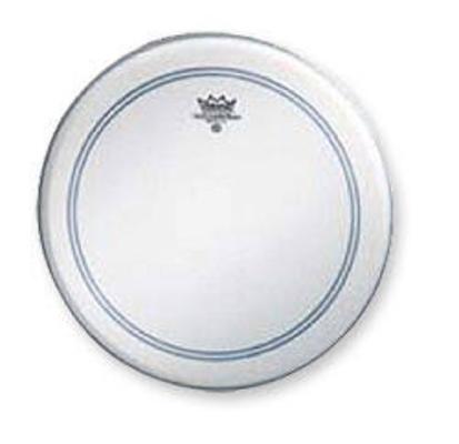 Remo Powerstroke 3 Blanche Bass Drum 22»