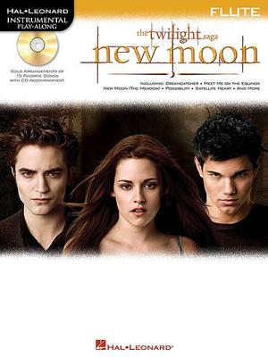 Instrumental Play-Along / Hal Leonard Instrumental Play-Along: Twilight, New Moon (Flute) /  / Hal Leonard