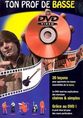 Ton prof de basse avec DVD / Cyril Renault / Julien Roux / ID Music