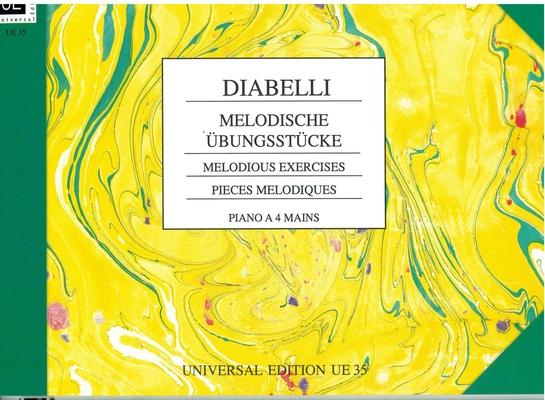 Melodische bungsstücke op.149 / Diabelli / Universal Edition