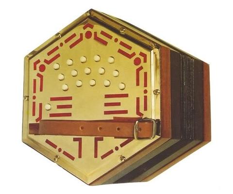 Stagi W-15  30 boutons 2×15 à 1 voix