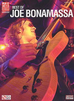 Joe Bonamassa: Best Of (TAB) / Bonamassa, Joe (Artist) / Cherry Lane Music Company