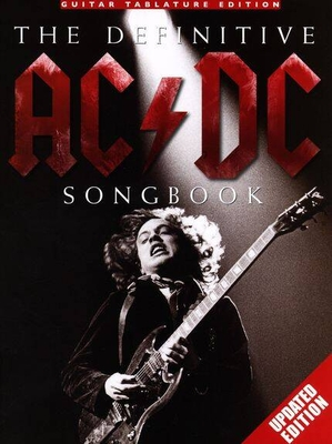 The Definitive AC/DC Songbook, Updated Edition / AC/DC (Artist) / Wise Publications