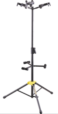 Hercules GS432B Stand pour 3 guitares