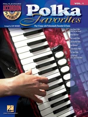Accordion Play-Along / Accordion Play-Along Volume 1: Polka Favourites /  / Hal Leonard