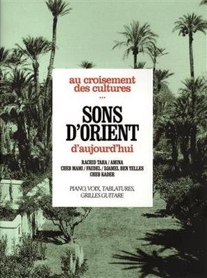 Au croisement des cultures: Sons d'Orient d'aujourd'hui / Rachid Taha/ Amina Cheb Mami/ Faudel/ Djamel Ben Yelles Cheb Kader / Universal Music