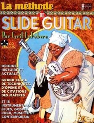 Méthode de Slide Guitar / Cyril LeFebvre / Hit Diffusion