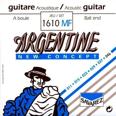 Argentine 1610MF Acoustic Jazz à boule Light 011-046
