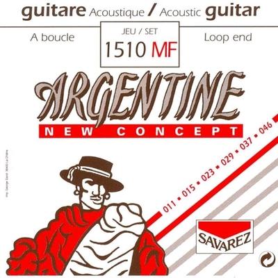 Argentine 1510MF Acoustic Jazz à boucle Light 011-046