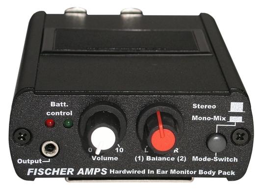 Fischer Amps Hardwired Body Pack