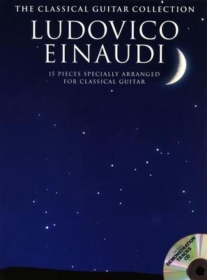 Ludovico Einaudi: The Classical Guitar Collection / Einaudi Ludovico (Composer); Cowe Matt (Arranger); Farncombe Tom (Editor) / Wise Publications