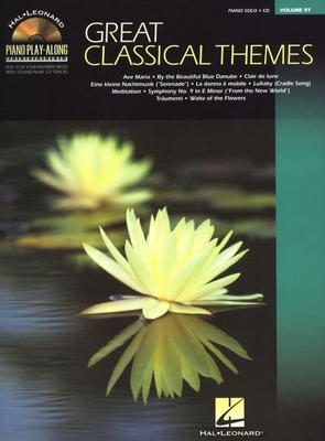 Piano Play-along / Piano Play-Along Volume 97: Great Classical Themes /  / Hal Leonard