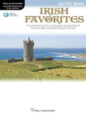 Instrumental Play-Along / Instrumental Playalong: Irish Favourites, Alto Saxophone /  / Hal Leonard