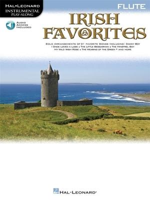 Instrumental Play-Along / Instrumental Playalong: Irish Favourites, Flute /  / Hal Leonard