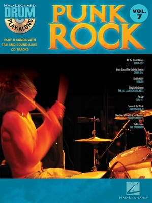 Drum Play-Along / Drum Play-Along Volume 7: Punk Rock /  / Hal Leonard