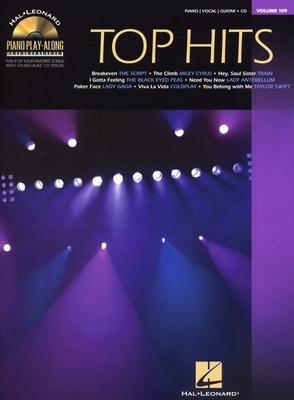 Piano Play-along / Piano Play-Along Volume 109: Top Hits /  / Hal Leonard